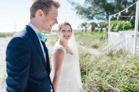 Brautpaar in Florida