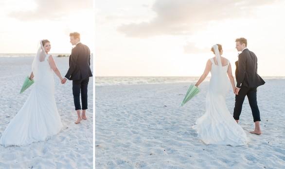 Hochzeit auf Anna-Maria-Island   -   Florida