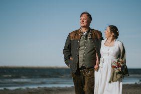 Hochzeit Passat Travemuende Strand filitz-fotografie