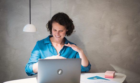 Business Fotos für Social Media und website - Nina Brach - Ordnungscoach
